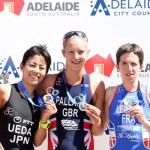 Pallant, Martin win ITU Duathlon World Champs